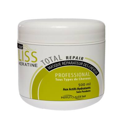HAIRLISS KERATINE - TOTAL REPAIR HAIRMASK